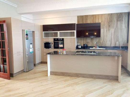 3 bed room beach apartment for rent at msasani image 9