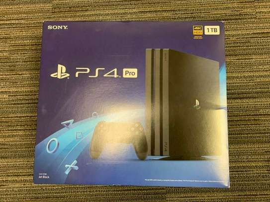 SEALED PS4 Pro with 2 controllers and 25 FREE Games