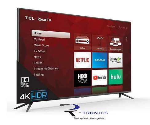 TCL 75 Inch 4-K ULTRA HD AnDROID Smart