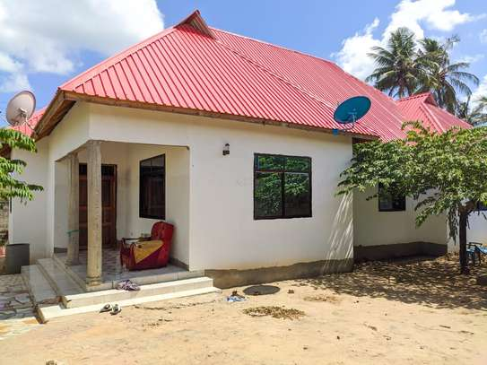 3 bed room house for sale at kigamboni tsh 56milion image 1