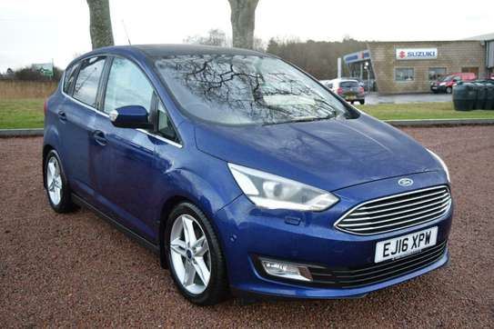 2016 Ford C-Max image 1