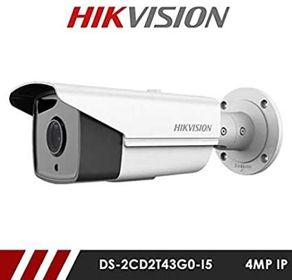 Hikvison IP 4MP BULLET CAMERA POE 50M