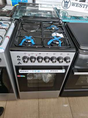 DELTA GAS/ELECTRIC GAS COOKER(3GAS +1ELECTRIC) image 1