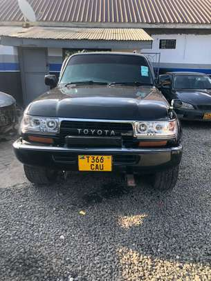 1995 Toyota Land Cruiser VX