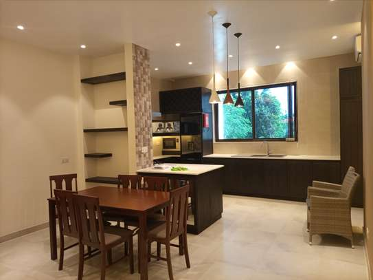 Two bedrm apart for rent at masaki fully furnished image 1