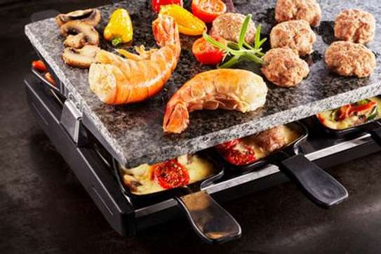 quigg raclette grill image 1