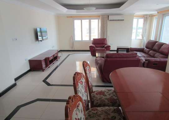 3 Bedroom Luxury Furnished Apartments with Balcony in Kisutu image 3
