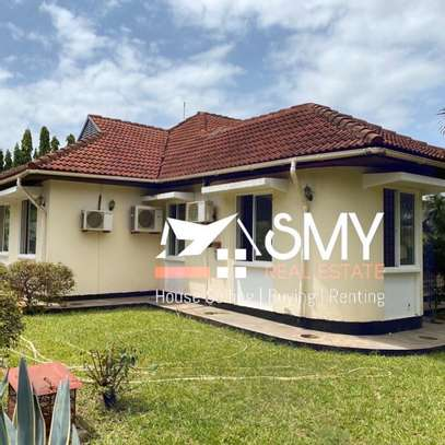 Standalone house for rent at Mbezi beach image 1
