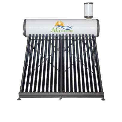 100 Litre Low Pressure Solar water heater image 1