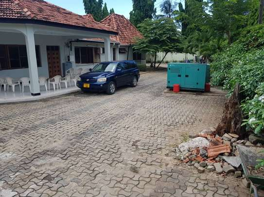 4 bed room stand alone house with big compound  for rent at mikocheni ridhiwani image 6