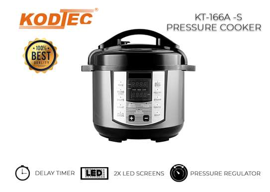 Electronic Pressure cooker image 1