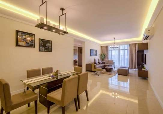 1 & 2 Bedrooms Luxury Full Furnished Apartments in Masaki image 2