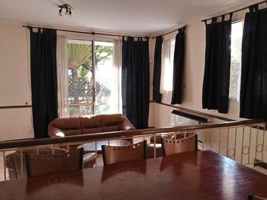 3bed furnished  apartment at mikocheni $600pm image 1