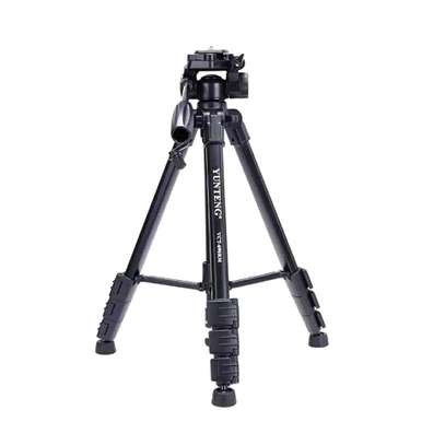 YUNTENG VCT-690 Professional Tripod with Carrying Bag for SLR Camera image 2