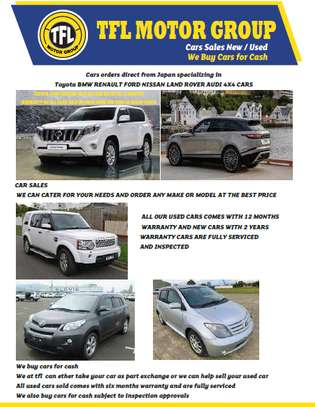 TFL Motor Group - Used Car Dealers/Insurance image 5