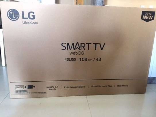 "43"" LG Smart TV image 2"