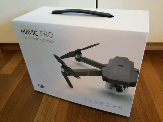 Brand New DJI Mavic Pro Fly More Combo Drone Quadcopter 4K Two Batteries