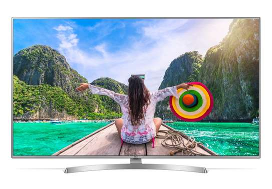 LG 60 INCH SMART UHD TV image 1