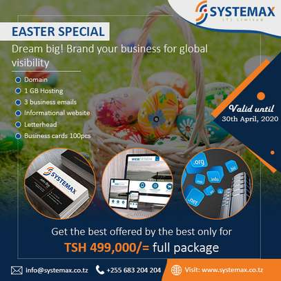 EASTER SPECIAL FOR STARTUPS