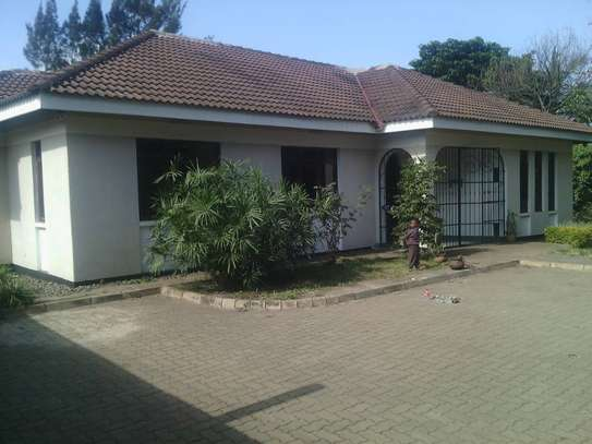 4 Bdrm House at for rent at Njiro  agm/ppf Arusha image 1