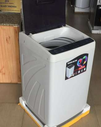 DELTA WASHING MACHINE TOP LOAD AUTOMATIC 8.0KG image 1