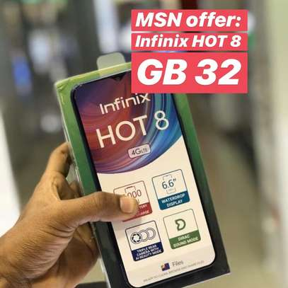 Infinix HOT 8 GB 32 (Special Offer)