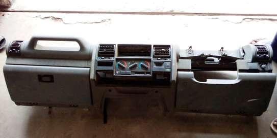 LAND ROVER DISCOVERY 1/2 DASHBOARD AND INSTRUMENT CLUSTER COMPLETE
