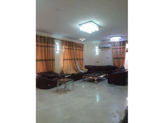 3bed furnished  villa in the compound at mikocheni a $1000pm image 11