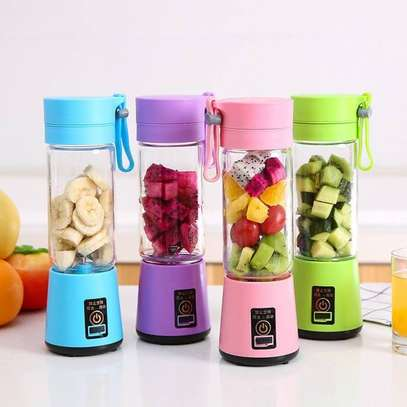 Portable and rechargeable battery juice blender image 5
