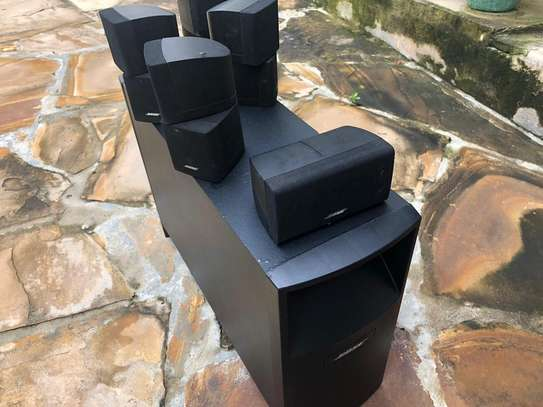 Bose Acoustimass Home Ent . system