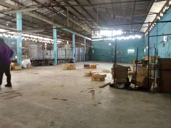 Godown Sqm 1000 in Sinza light industrial area to let.