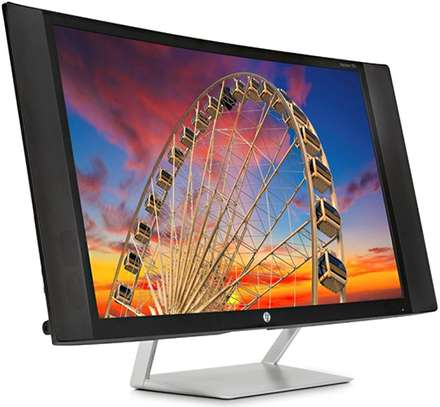 HP Pavilion 27c Curved Monitor image 1