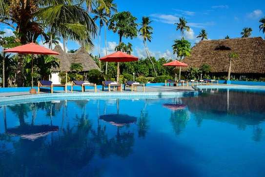 20 Acres Beach Hotel Resort in Marumbi – Zanzibar.
