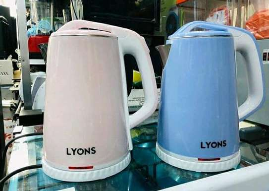 BEST QUALITY LYONS KETTLE image 1