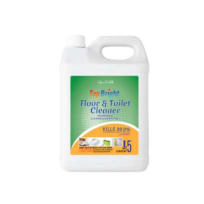 TopBright Floor & Toilet Cleaner 5L image 1
