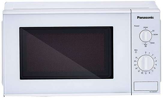 Panasonic Microwave Oven 20L Manual image 1