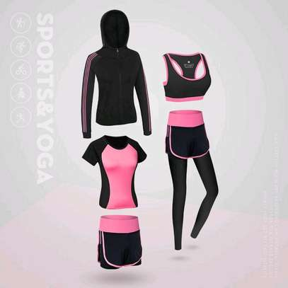 Exercise costume
