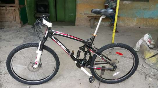 Mountain bike (Kranked)