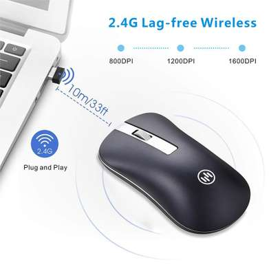 EasyIdea Wireless Rechargeable Mouse image 5