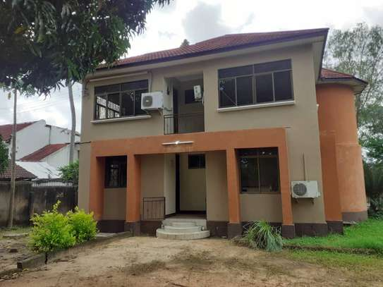 4 Bedroom House for Rent at Mikocheni