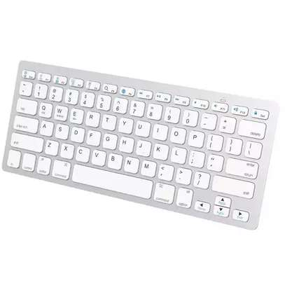 Mini Bluetooth Wireless Keyboard for Smartphone Laptop Tablet PC keyboard image 5