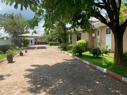 4 Bedroom Fully Furnished House at Mbezi Beach $1700 image 2