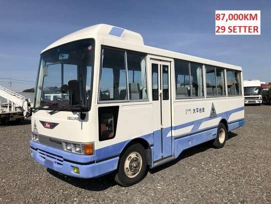 1994 Hino RAINBOW BUS 29SEATER TSHS 35MILLION ON THE ROAD image 1