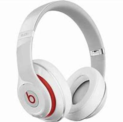 Beats Studio 2.0 Wired Over-Ear Headphone - White