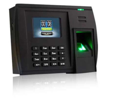 Biometric & Magnet Access control full System