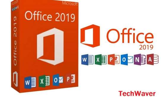 MICROSOFT OFFICE PRO PLUS 2019 image 1