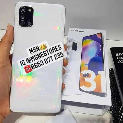 Samsung A31 >> Cover ✓Delivery BureE ✓ image 1