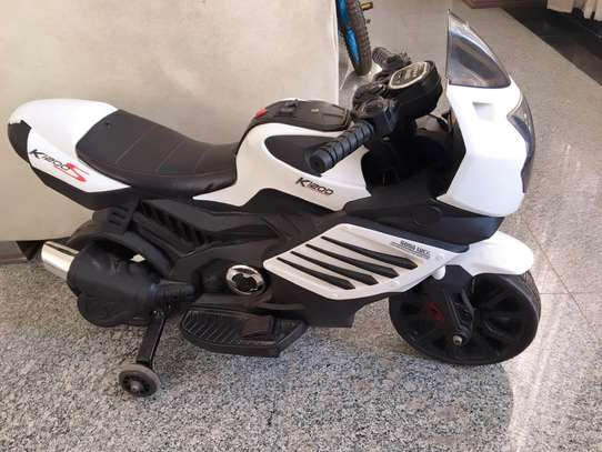 Electric Toddler Motorcycle