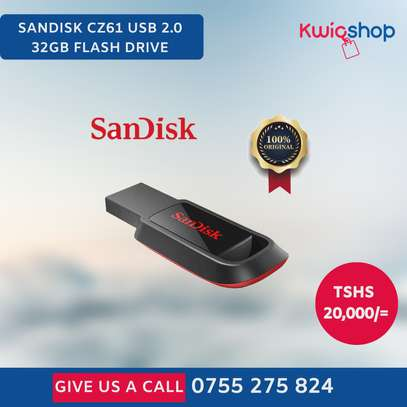SanDisk CZ61 USB 2.0 32gb Flash Drive image 1