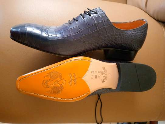 Pure Leather Shoes From Italy image 2